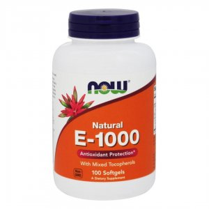 Natural E-400 with Selenium