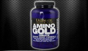 Amino Gold Tablets от Ultimate Nutrition