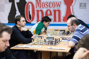 Moscow Open-2019